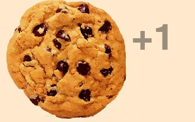 Cookie clicker on Scratch.