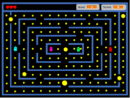 Making Games In Scratch Pac Man Part 1