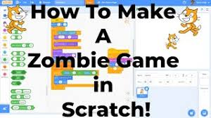 Zombie Shooter Game Scratch Tutorial Online